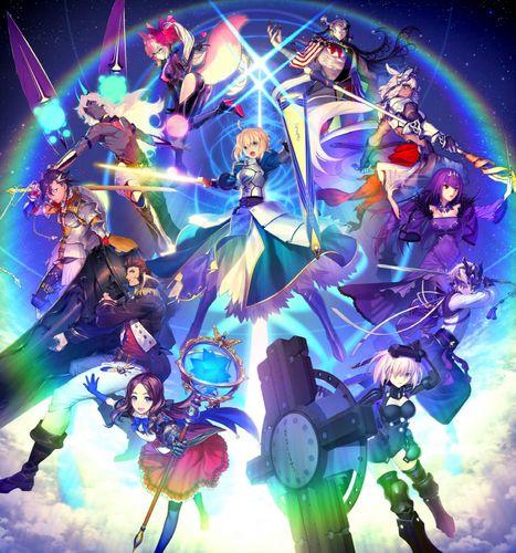 Fate/Grand Order: Mysterious Idol X (Alter) / (CV:Ayako Kawasumi) - Watashi no Ginga