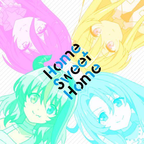 Sentouin, Hakenshimasu! ED Single - Home Sweet Home