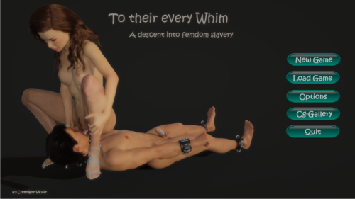 To Their Every Whim [Alpha 0.04 Bugfix]
