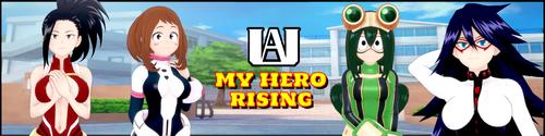 My Hero Rising [v0.04]