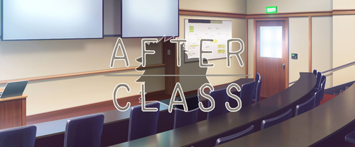 After class [v0.8.30p]